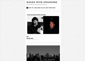 ridingwithstrangers.com