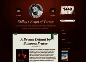 ridley.booklikes.com