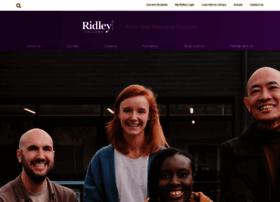ridley.edu.au