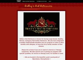 ridleysredretrievers.com