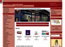 riedborn-apotheke.de