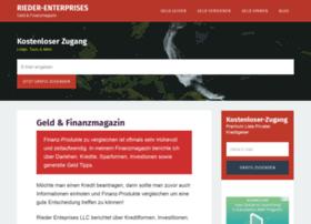 rieder-enterprises.com
