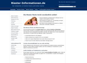 riester-informationen.de