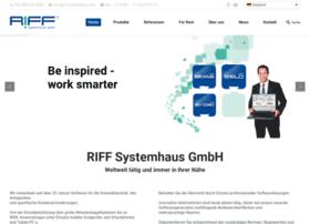 riff-systemhaus.info