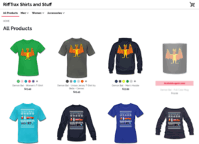 rifftrax.spreadshirt.com