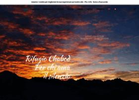 rifugiochabod.com