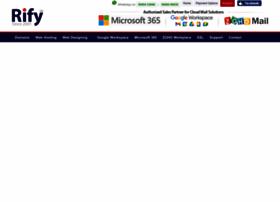 rifyhosting.com