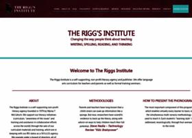 riggsinst.org
