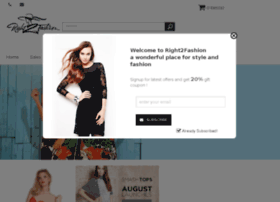 right2fashion.com
