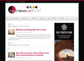 rightbrainleftturn.com