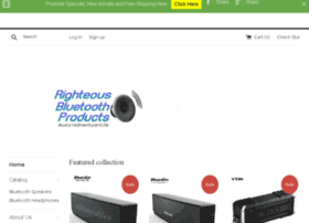 righteousbluetoothproducts.com