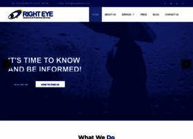 righteyedetective.com