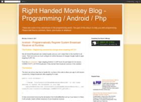 righthandedmonkey.com