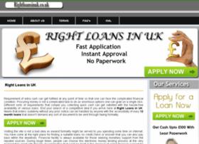 rightloansinuk.co.uk