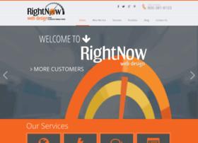 rightnowwebdesign.com