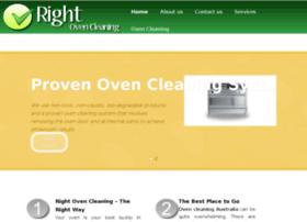 rightovencleaning.com.au