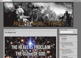 rightreactions.blogspot.com.ar