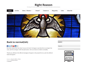 rightreason.org