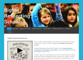 rightsrespectingschools.ca