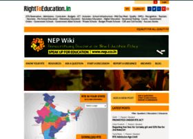 righttoeducation.in