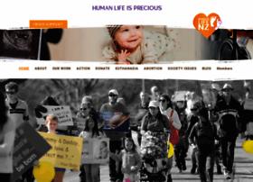 righttolife.org.nz