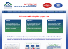 rightwaymortgage.com