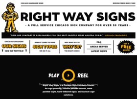 rightwaysigns.com