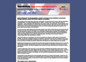 rightwriting.com