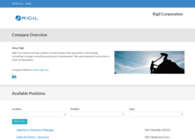 rigil-corporation.careerplug.com