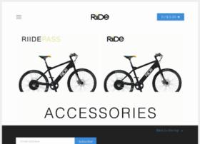 Riide.myshopify.com