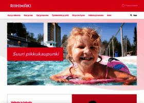 riihimaki.fi