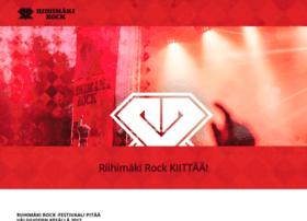 riihimakirock.fi