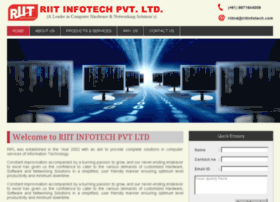 riitinfotech.com