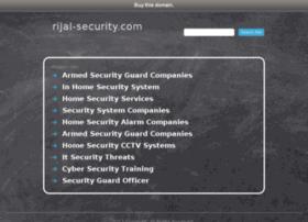 rijal-security.com