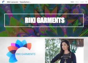 rikigarments.com