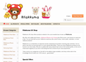 rilakkuma.co.uk