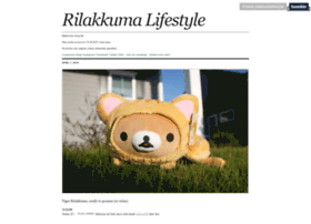 rilakkumalifestyle.tumblr.com