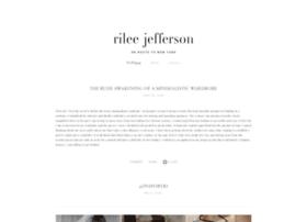 rileejefferson.com