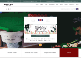 riley-snooker-international.com