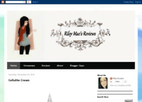 rileymaesreviews.blogspot.com