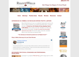 rileywellslaw.com