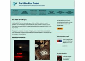 rillitoriverproject.org