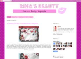 rinasbeautyrinas.blogspot.co.uk