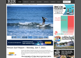 rinconsurfreport.com