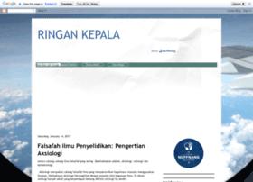 ringan-kepala.blogspot.com
