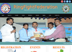 ringfightfederation.com