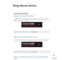 ringomoviesonline.blogspot.co.uk