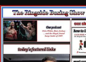 ringsideboxingshow.com
