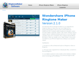 ringtonemakersoftware.org