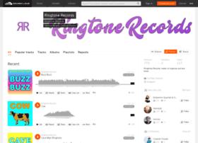 ringtonerecords.org